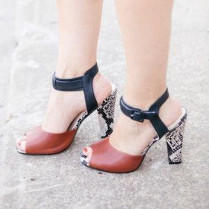 Shoemint Rae pumps